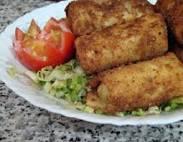 مقبلات رمضانية.. طريقة رولات الدجاج.. رولات الدجاج اللذيذة..