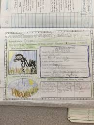 Animal Research Report  Book  Project Grades     Common Core Aligned Pinterest