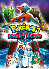 Pokemon El Destino de Deoxys (2004)