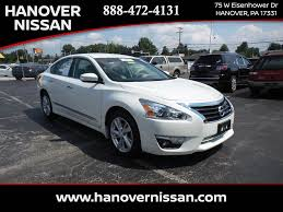 nissan altima 2015 cc featured vehicles at hanover nissan in hanover