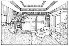 modern house design sketch modern house rchitecture modern house design 2 point perspective view youtube