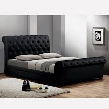 black leather headboard king 7 fascinating ideas on full image for