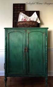 Chalk Paint Furniture Ideas by 271 Best Green Painted Furniture Ideas Images On Pinterest
