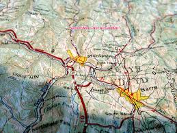 Roanoke Virginia Map by Roanoke Raised Relief Map From Onlyglobes Com