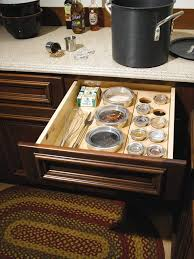 Cabinet Accessories For Custom Kitchen Cabinetry Bertch Cabinets - Kitchen cabinet accesories