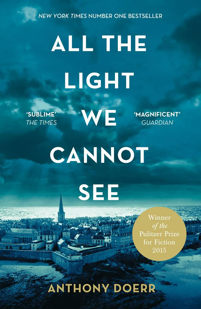 Image result for all the light we cannot see - anthony doerr