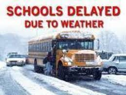 Morristown Schools Have   Hour Delay on Monday February