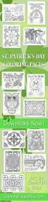 st patrick u0027s day coloring pages