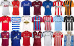 Premier League kits 2014-15: in pictures - Telegraph