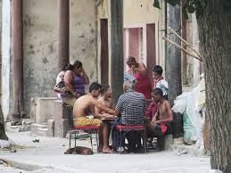 Sexism and Machismo  the Attitude to Women in Latin America Flora The Explorer playing dominoes in Cienfuegos  Cuba