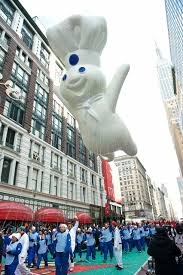 when is the thanksgiving day parade 2014 pillsbury doughboy ready for the macy u0027s thanksgiving day parade
