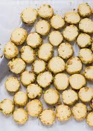 slice and bake pistachio butter cookies recipe simplyrecipes com