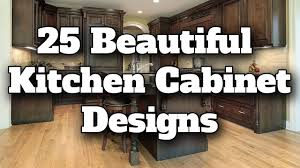 Beautiful Kitchen Cabinets by 25 Beautiful Kitchen Cabinet Design Ideas For Kitchen Remodeling