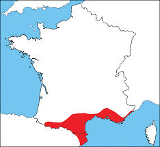 Map Of South Of France by France Holidays