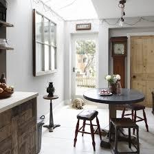 Kitchen Design Hertfordshire Modern Rustic Kitchen Of Three Bedroom Victorian Terraced House In