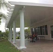 Patio Heater Covers by Patio Aluminum Patio Roof Home Designs Ideas