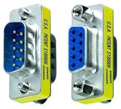 DB9 Serial Port