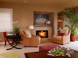 Warm Colors Make Home Staging More Successful