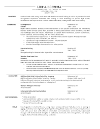 Best Resume Format For College Students by Controller Resume Accounting Controller Resume Resumecompanion