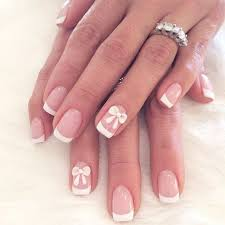 16 white tip nail designs different french manicure variations