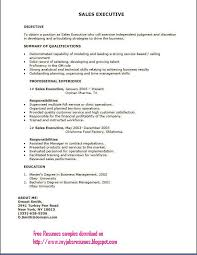 FRESH JOBS AND FREE RESUME SAMPLES FOR JOBS  Resumes for Sales     Resumes for Sales Executive Free download