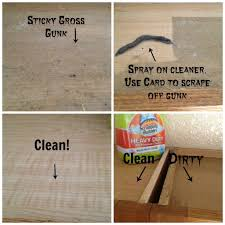Remove Kitchen Cabinets by How To Clean The Tops Of Greasy Kitchen Cabinets Secret Tip My
