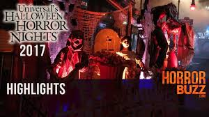 costumes halloween horror nights universal studios hollywood halloween horror nights highlights