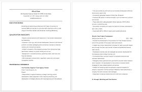Marketing Manager Resume   Sample Resume Sample Resumes