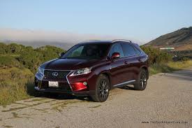 2012 lexus rx 350 for sale canada review 2013 lexus rx 350 f sport video the truth about cars