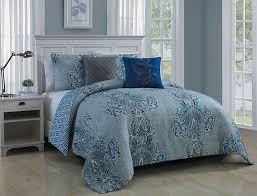 Girls Bedroom Gabriella Amazon Com Avondale Manor Gabriella 5 Piece Comforter Set Queen