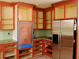 Pic Of Kitchen Cabinets by How To Paint Kitchen Cabinets In A Two Tone Finish How Tos Diy