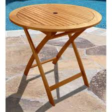 Round Wooden Table Top View Patio Tables Rectangular Patio Tables Vifah Wood Patio Tables
