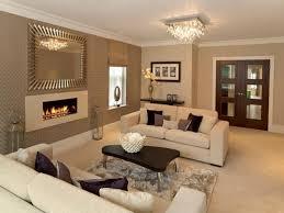 Wohnzimmer Rosa Streichen Farbgestaltung Für Optische Raumvergrößerung Freshouse