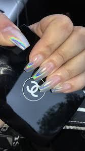 best 25 clear acrylic nails ideas on pinterest natural acrylic