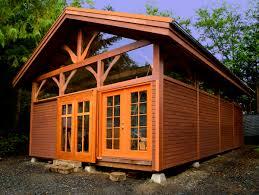 Finehomebuilding Alaskan Timber Frame Workshop Fine Homebuilding