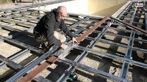 terasse en palette créer une terrasse en bois vraiment durable bricolage avec
