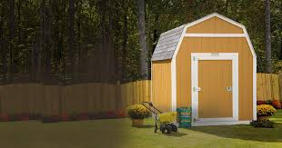 shed installation at the home depot