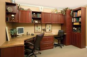 Home Office Furniture Design Ideas Best  Home Office Furniture - Home office cabinet design ideas