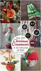 Christmas Decorations Diy by 15 Diy Christmas Ornament Tutorials Rae Gun Ramblings