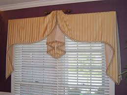 double moreland valance with raised center cathy u0027s curtains