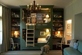 Bunk Bed With Desk Bunk Beds With Desk And Sofa Underneath Full - Kids bunk bed with desk