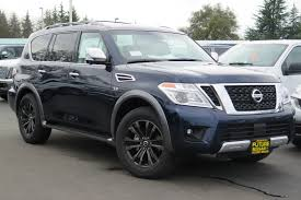 nissan armada tire size new 2017 nissan armada platinum sport utility in roseville n43433