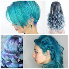 unique icy blue hair colors u2013 best hair color ideas u0026 trends in