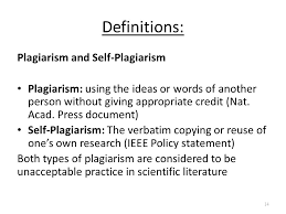 ACS Publication Policy Plagiarism statement for Ethical Guidelines B  SlidePlayer
