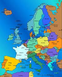 ევროპული საზღვრების გეოპოლიტიკა