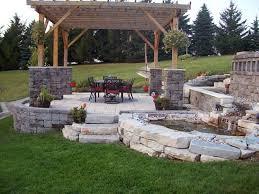 Small Gazebos For Patios by Home Design Ideas Patio Ideas For Backyard Photos Brick Patio