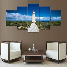Decorative Lighthouses For In Home Use Online Get Cheap Abstract Lighthouse Painting Aliexpress Com