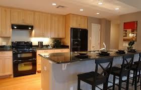 Elegant Kitchen Designs by Furniture Elegant Kitchen Design Wooden Style Modern Blonde