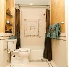 apartment good bathroom decorating ideas with rectangular soaking