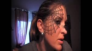 Halloween Spider Makeup The Itsy Bitsy Spider Make Up Hilfe Ich Hab Eine Spinne Im